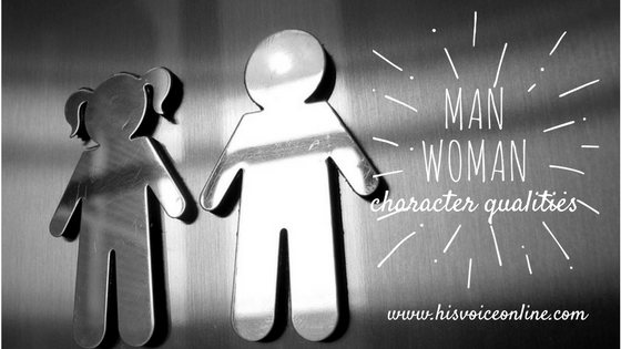 Character Qualities that make a Man and a Woman attractive