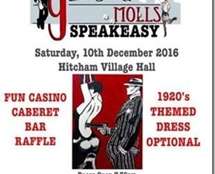 Join us at the Gangsters & Molls Speakeasy!
