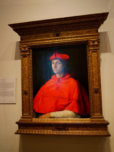 The Cardinal by Raphael, taken at the Museo Nacional del Prado - Madrid, Spain (101)
