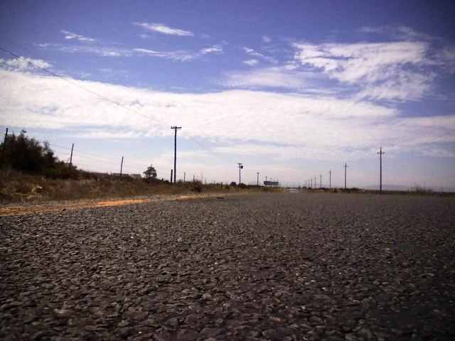The Open Road - Vredenburg, South Africa