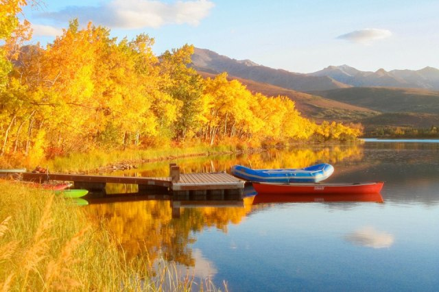 Jeff Bell - Otto Lake just outside Denali National Park, Alaska, United States