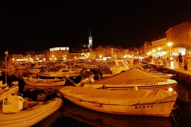 From Zagreb to Rovinj (Croatia): the luckiest hitch-hike and a picturesque seaside resort