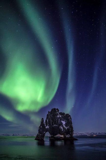 Fr brinks photography - Hvítserkur - Dinosaur rock, Iceland