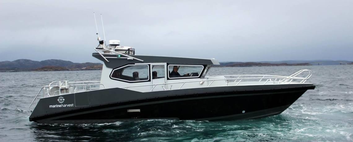 Næringsprisen 2016 til Kaasbøll Boat…