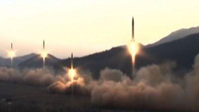 北朝鮮核ミサイルの標的都市・場所の順位(ランキング)。非常食や防災用品の備蓄。