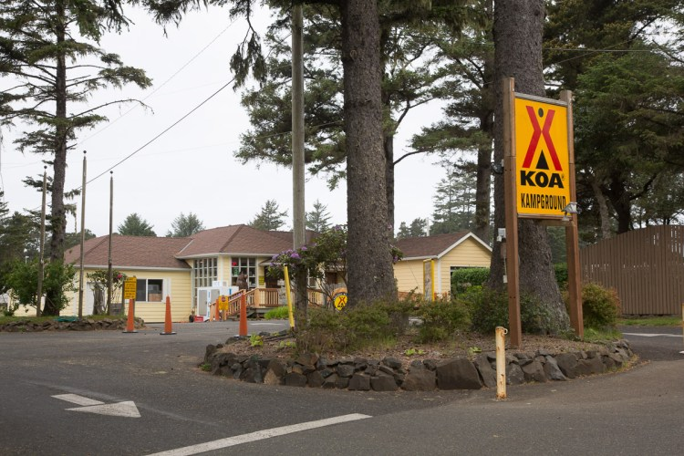 Waldport/Newport KOA – OR