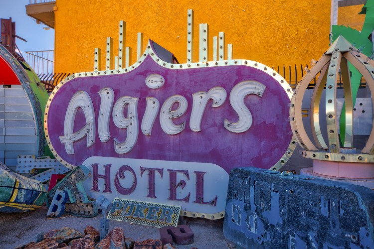 Old Algiers Casino and Hotel