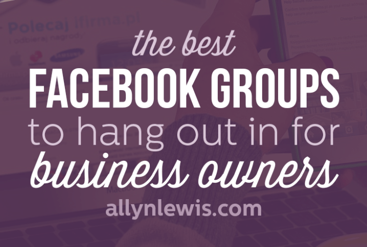 The Best Facebook Groups to Hangout in if You're an Entrepreneur or Creative