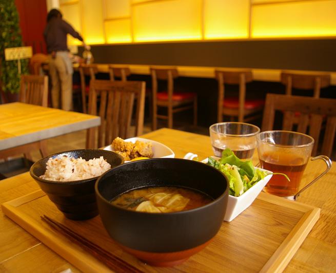 <綱島駅東口>2/10(金)ビュッフェスタイルの味噌汁専門店が初出店へ