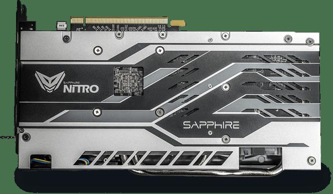 Sapphire RX 580 Nitro+ 4GB Hynix and Elpida RAM - memshift 1500