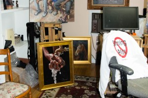 Inside the Artist Studio::Rob Maniscalco