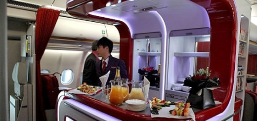 Hong Kong Airlines Business