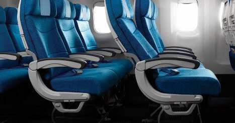 Cathay New Economy Seats