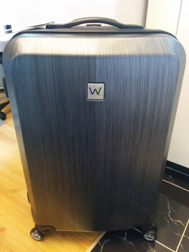 Wagner Easy Medium luggage front