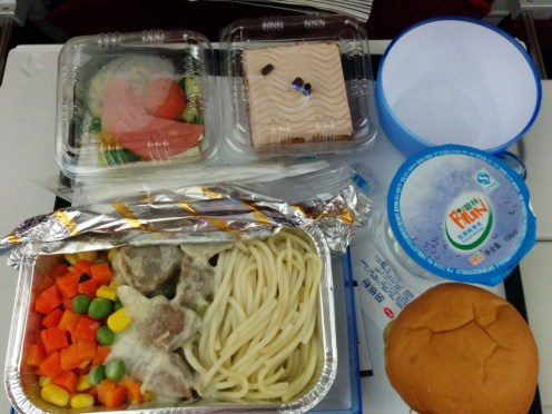 hk airlines meal