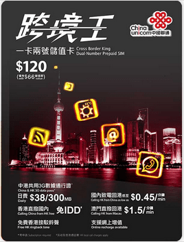 Top Hong Kong Prepaid SIM Cards 2015