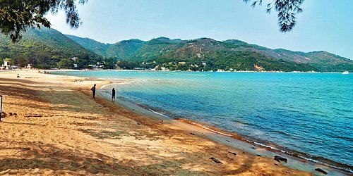 Top 5 Hong Kong Beaches You Can't Miss
