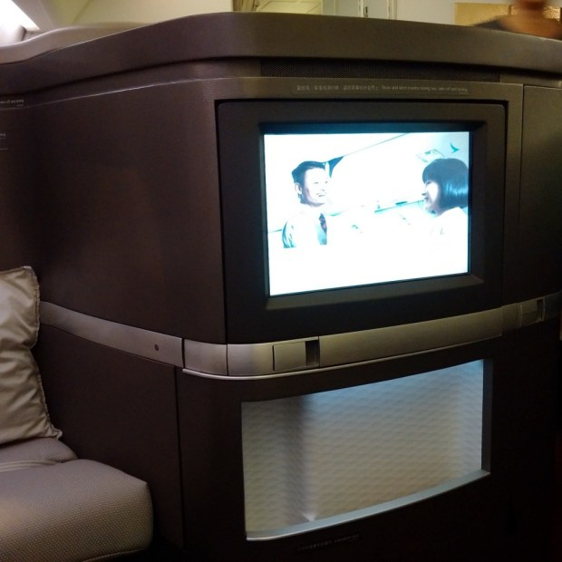 television CX521 (HK Travel Blog)