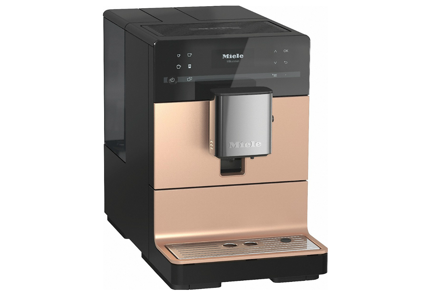 Shapely Two Miele Coffee Maker How To Use Miele Coffee Maker Parts Onetouch Coffee Enjoyment Miele Cm Counter Coffee Machine Onetouch Miele Cm Counter Coffee Machine Two houzz-02 Miele Coffee Maker