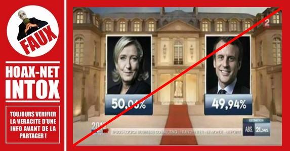 Non, Marine Le Pen n
