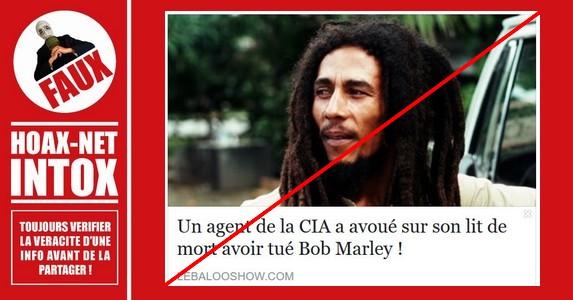 Non, Bob Marley n