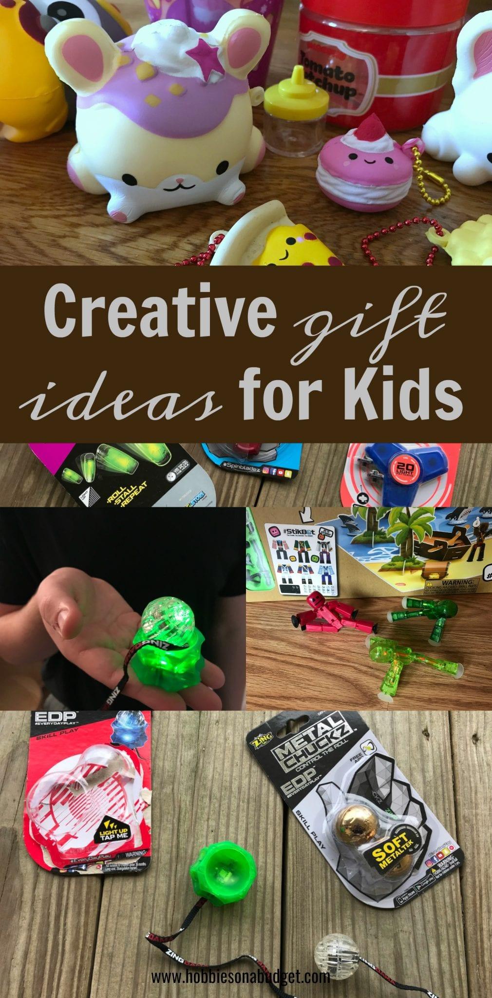 Cushty Kids Hobbies On A Budget Gift Ideas Gift Ideas Friend Gift Ideas Kids Gift Ideas Sister ideas Creative Gift Ideas