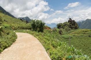 По черният път -трекинг през Сапа, Виетнам