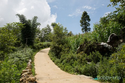 Трекинг през SAPA - Виетнам