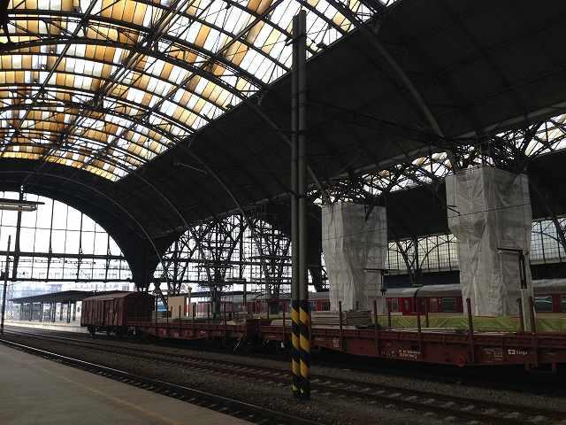 プラハからビールの国ドイツのミュンヘンへ電車で移動①