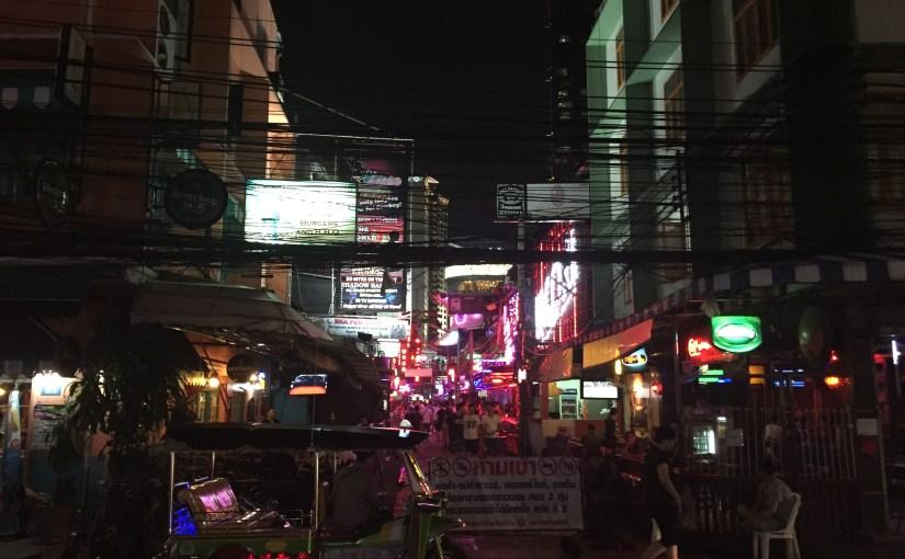 タイ・バンコクに弾丸1泊2日の旅♪スワンナプーム空港からの電車シティライン①