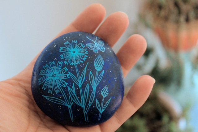 Night Sky Paperweight