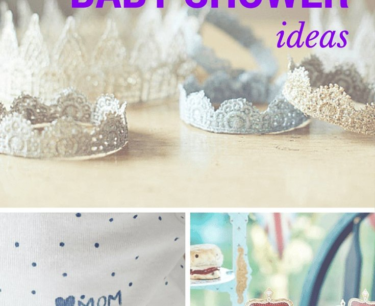 10 cute baby shower ideas