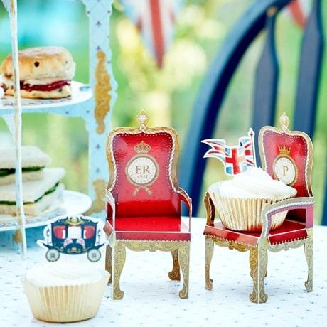 cupcake thrones