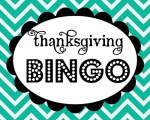 Thanksgiving Bingo thumbnail