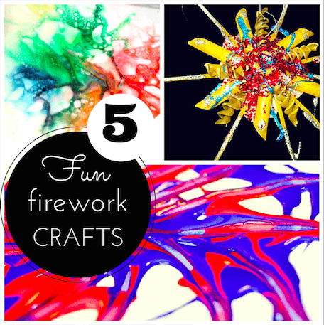 firework craft ideas thumbnail