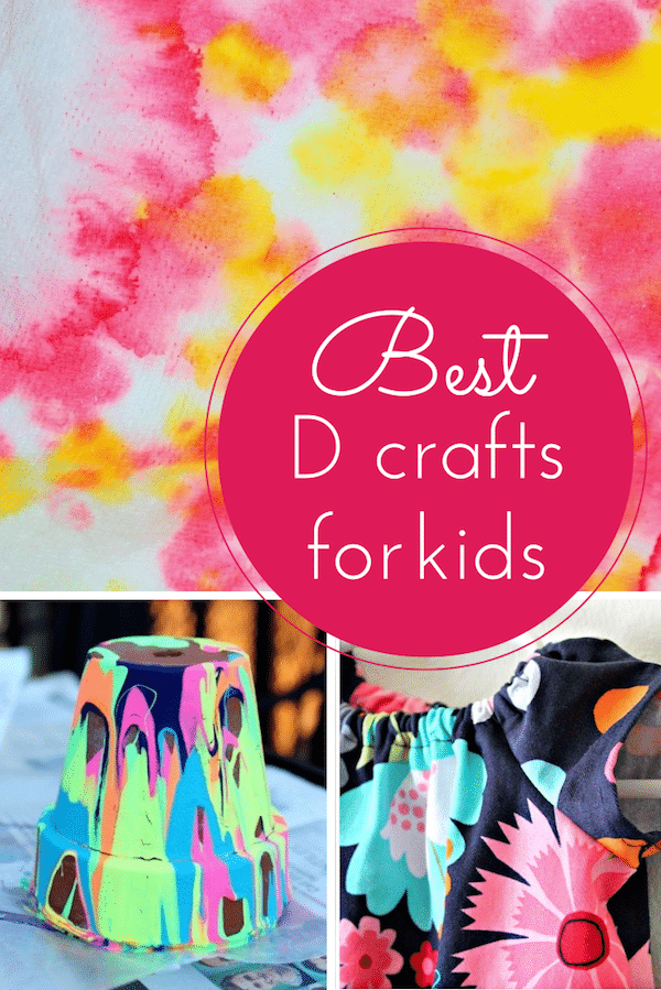 Best D crafts for kids