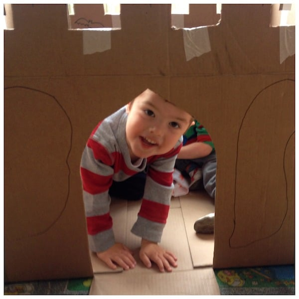 Cardboard Castle thumbnail