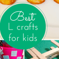 L crafts for kids