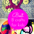 B craft ideas for kids thumbnail