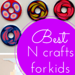 N craft ideas for kids