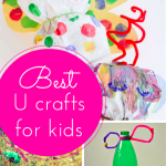 U craft ideas for kids thumbnail