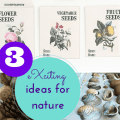 eXciting ideas inspired by nature thumbnail