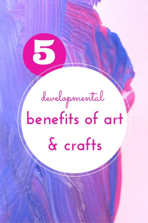 art for child development