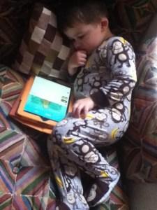 Educational iPad fun