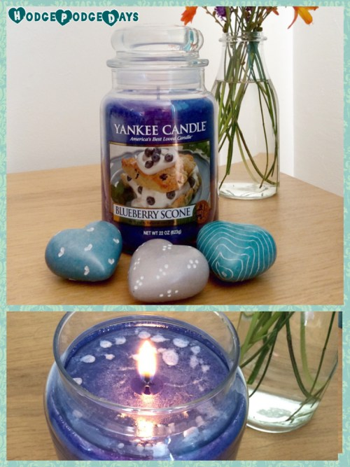 blueberry scone yankee candle