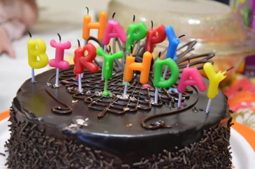 blogging birthday