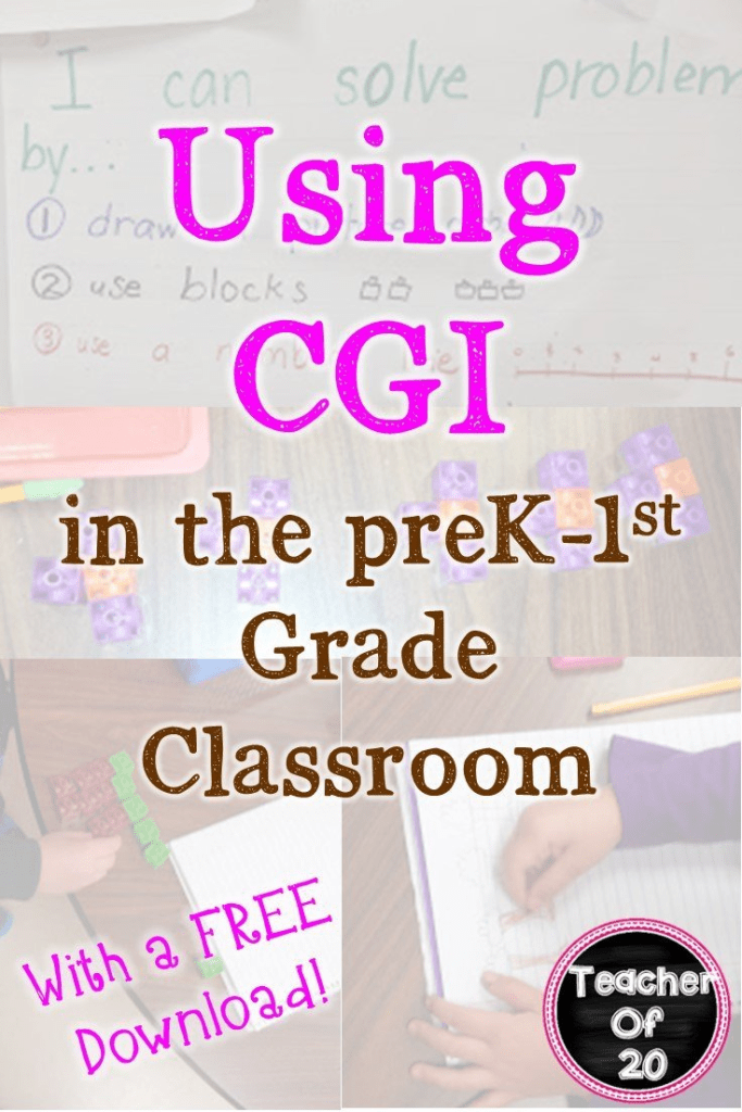 CGI for Young Learners: with a FREEBIE
