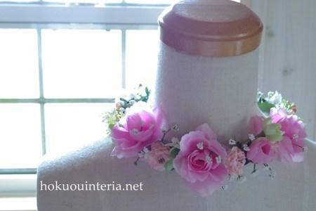 花かんむりの作り方