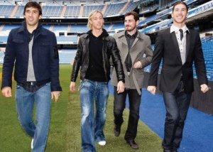 Raul, Sergio Ramos, Casillas, Gutti
