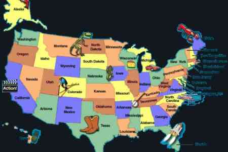 kids map united states map holiday travel